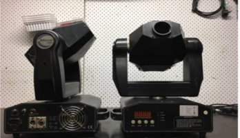 iMove 5s Moving head Light – needs bulb