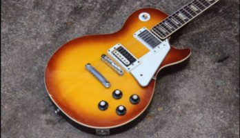 A selection of rare and vintage Japanese guitars!