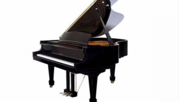 "6′ 4"" W.M Knabe Grand Piano WKG-64 Mint Condition"