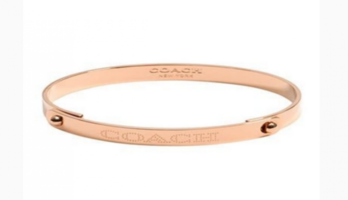 Coach Tension Bangle
