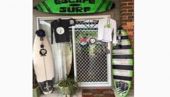 Escape Surf. 2nd hand Australian made surfboards