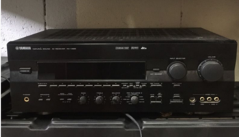 Yamaha RX-V995 Natural sound home theatre Receiver Orig Manual