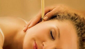 Advanced Ear Candling With Sinus Massage