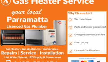 Gas Room heater service ALL SYDNEY