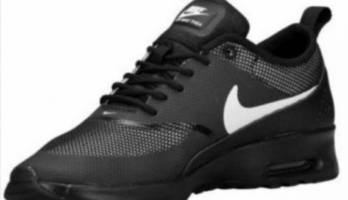 WOMENS NIKE THEAS BLACK