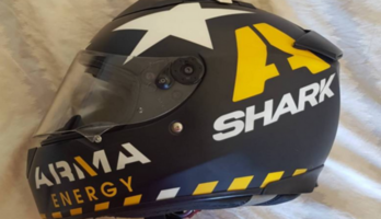 Shark speed-R Redding helmet