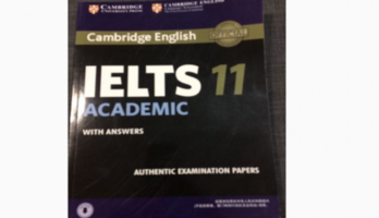 Brand new Cambridge IELTS book 11 (Cam 12 also available)
