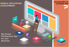 Mobile App Development Company Papasiddhi