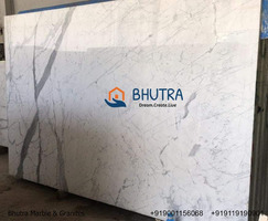 Makrana white marble Supplier