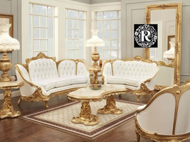 Gold Furniture for Home Decor Rameshwaram Arts & Crafts