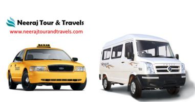 Book a Cab in Udaipur Neeraj Tour & Travels India