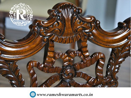 Carving Furniture A New Trend Rameshwaram Arts