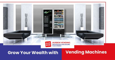 Choose from a Wide Range of Vending Machine for Sale