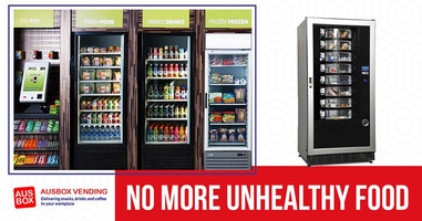 Why Have a Healthy Vending Machine at Your Office?