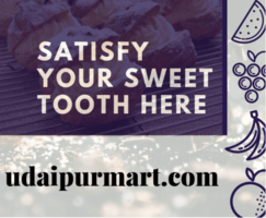 Best Sweet Shops in Udaipur