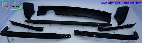 Mercedes Benz W107 bumpers full set