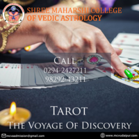 Tarot Card Reading Course in India Shree Maharshi College of Vedic Astrology