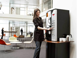 Choose the Best Coffee Vending Machine for Your Business Place