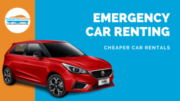 Are You Looking for an Emergency Car Hire?