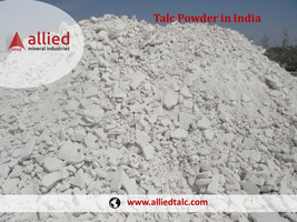 Manufacturer of Talc in India Allied Mineral Industries