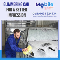 Get the Best Mobile Car Wash in Melbourne