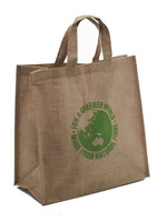 Custom Printed Jute Shopping Bags in Perth, Australia - Mad Dog Promotions