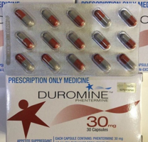 DUROMINE 30 & 15 mg