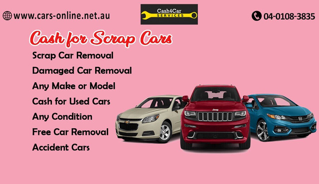 Cash for Cars Brisbane | Cash for Unwanted Cars Brisbane with Free Car Removals
