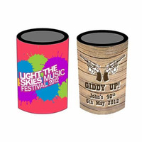 Custom Printed Stubby Holders Perth, Australia - Mad Dog Promotions