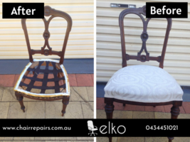 Quick & Reasonable Office Chair Repairs & Re-upholstery Services
