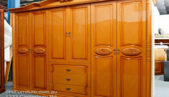 ON SALE NEW European Antique Style Wardrobes WAS $1999! CLEARANCE