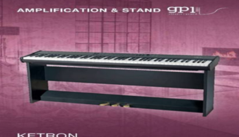 Piano by Ketron of Italy