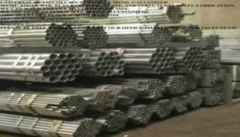 40NB*2.5MM-GALVANIZED ROUND PIPE-FOR FENCING,FABRICATION,BUILDING