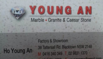 Young An Marble & Granite Stone Kitchen, Vanities + More
