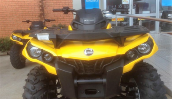 CAN-AM OUTLANDER 570 AND 650