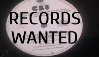 Wanted: Wanted: Vinyl records. Top cash paid for small or large collections. Pls read on…
