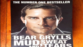 Bear Grylls Autobiography – Mud, Sweat and Tears (NEW)