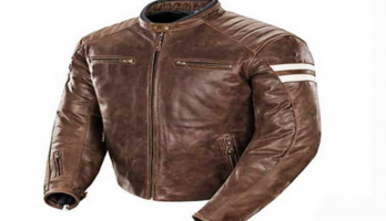 LEATHER MOTORCYLE JACKETS-**PREMIUM TOP GRAIN LEATHER** 10% OFF