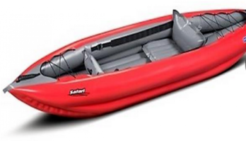 Brand New Gumotex Safari XL 330 top quality single person inflatable kayak