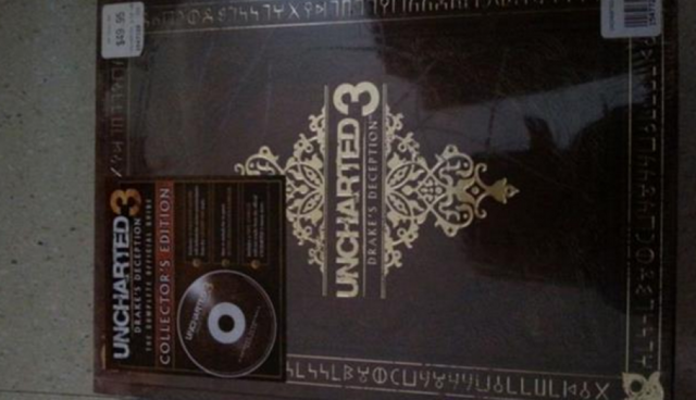 Uncharted 3 book