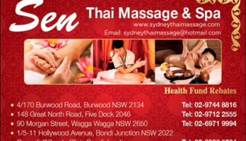 Sen Thai Massage & Spa