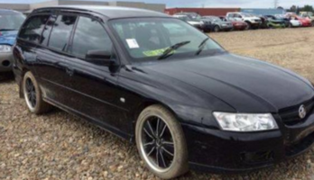 2005 Holden Commodore VZ Wagon Wrecking Now