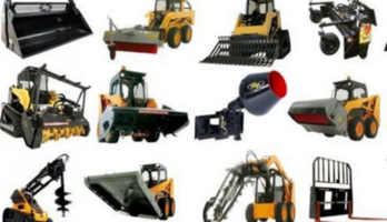 Rock Buckets & Grapples for Skid Steers Loaders & Tractors