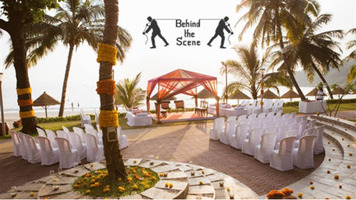 Wedding Planner in Goa Behind The Scene