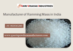 Best manufacturer and Supplier of Ramming Mass in India
