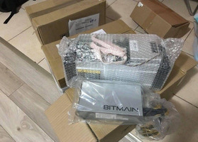 Bitmain Antminer S9 13.5 TH/s + PSU APW