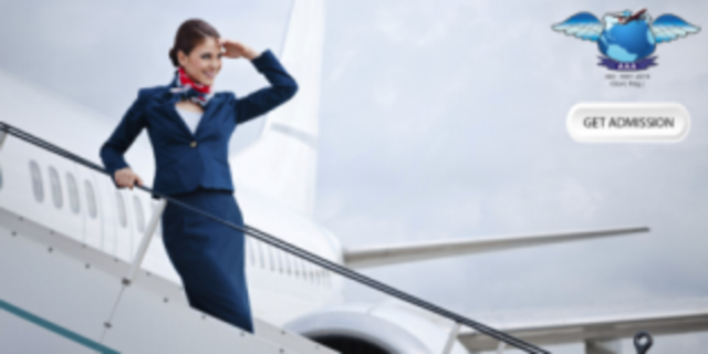 Top Airhostess Training in India Airwing Aviation Academy