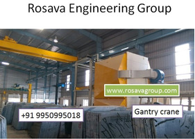 Gantry Crane Ethiopia Rosava Engineering Group