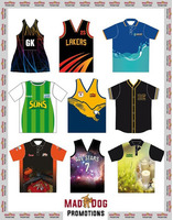 Sports Uniforms Perth | Custom made basketball uniforms - Sportswear