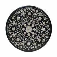 Exquisite Marble Inlay Flooring by RAC